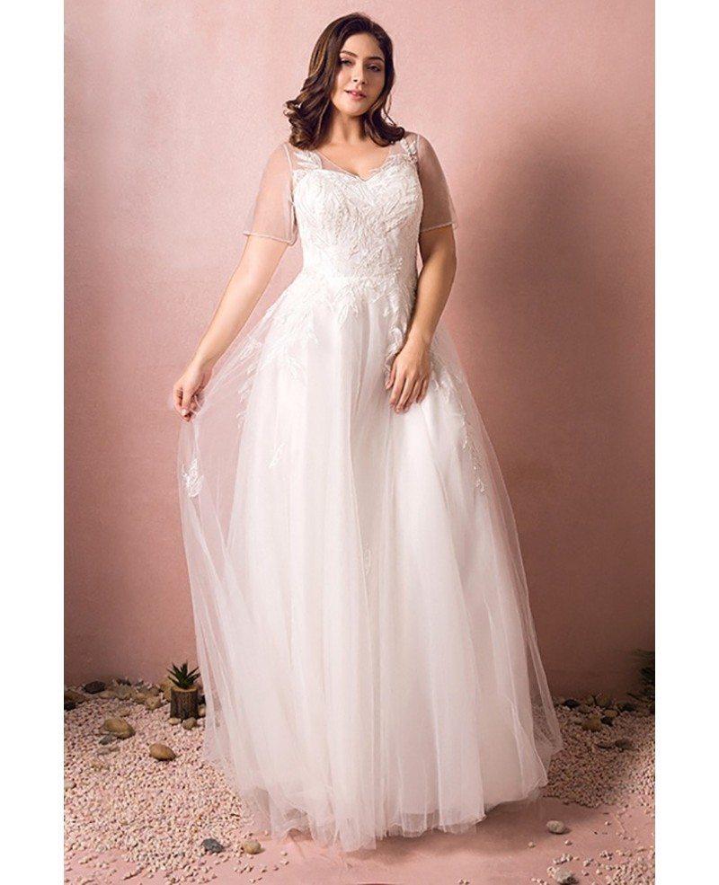 plus size beach style wedding dresses off 18   medpharmres.com