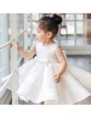 Cute Pink Big Ballgown Flower Girl Dress Ballet Performance Party Dress