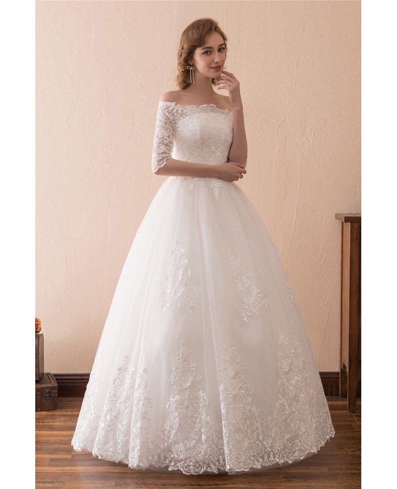 Ballroom Gown Wedding Dresses