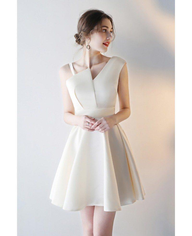 simple party dresses
