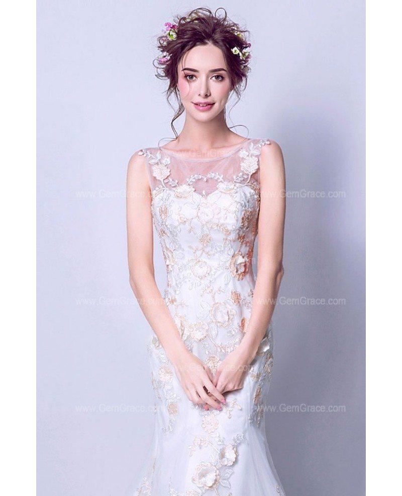 All Lace Wedding Dress