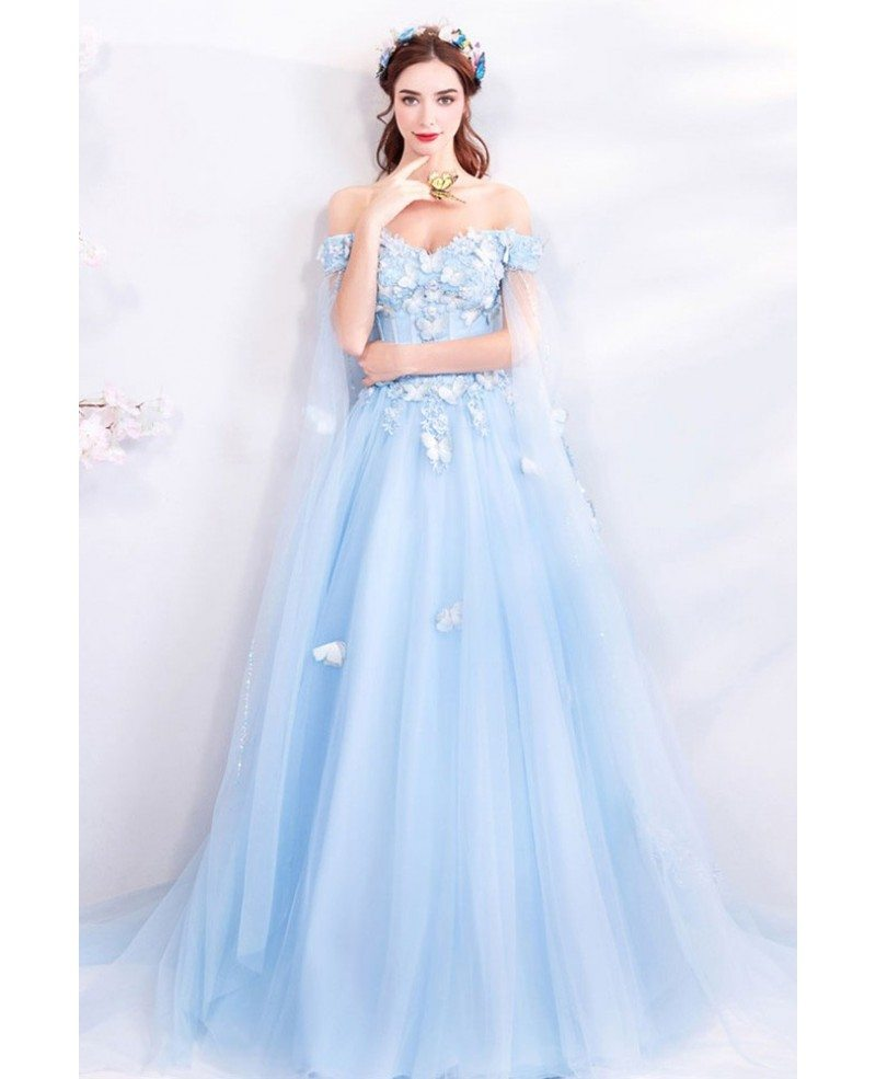 Fairy Tale Inspired Ball Gowns for Proms