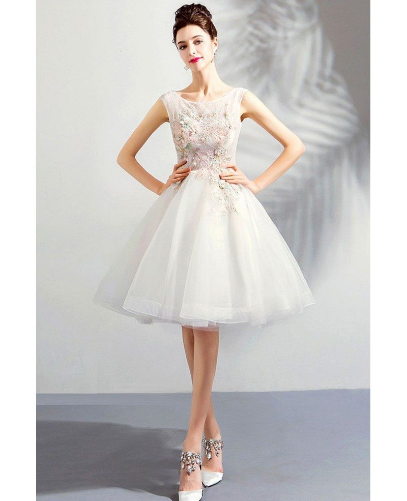 Short Poofy Prom Dresses