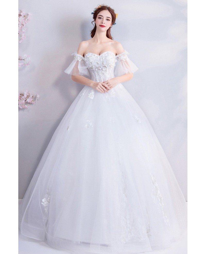 Wedding Dress Erfly Sleeve