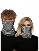 Breathable Cloth Face Mask Pattern Neck Gaiter Face Scarf For Sale