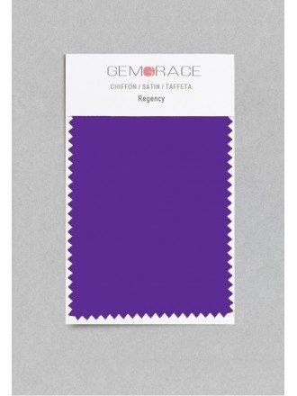Regency Color in Satin Fabric