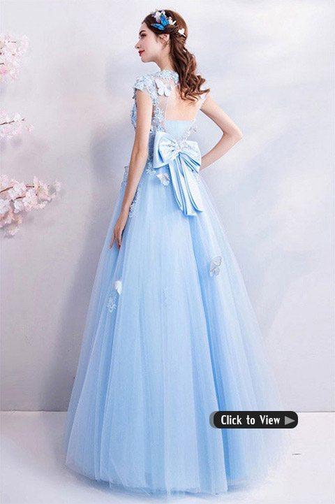 Ballgown Prom Dress