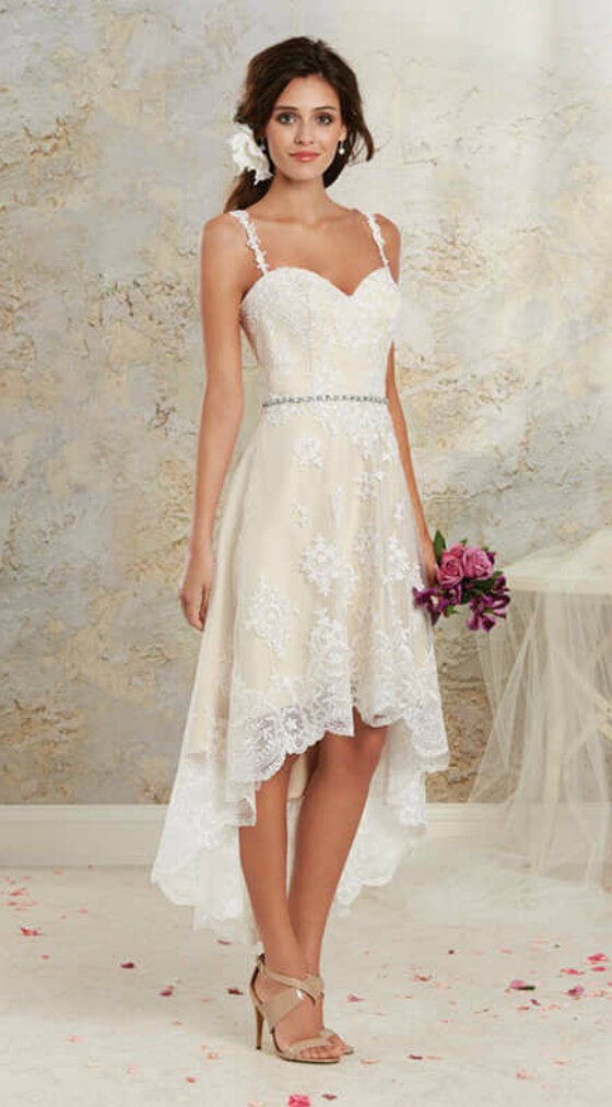 Wedding Dress For Vow Renewal