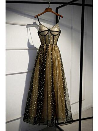 star prom dress